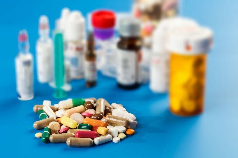 Gyógyászati tinktúra prosztatitis